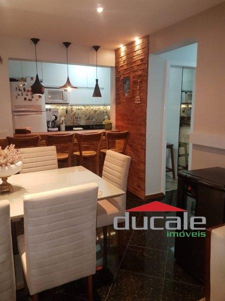 Vende Ótimo Apartamento Reformado em Jardim Camburi  - AP1789