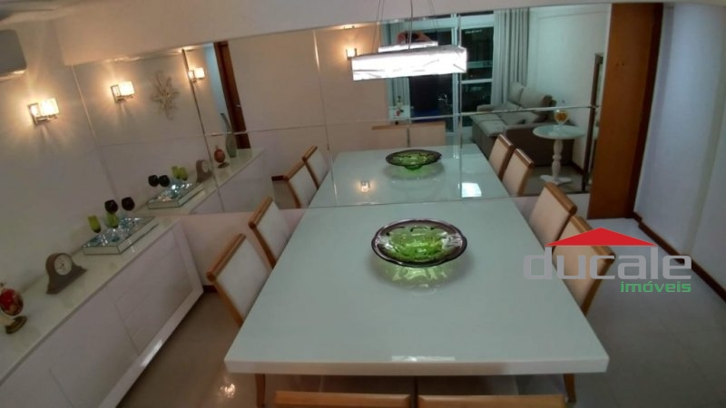 Apartamento de Frente para o Mar Sol da Manhã, Jardim Camburi - CA1825