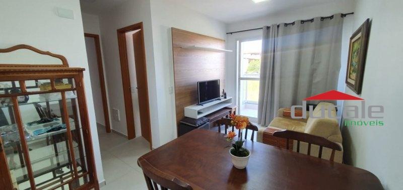 Apartamento Sol da Manhã Elevador em Jardim Caburi - AP1834