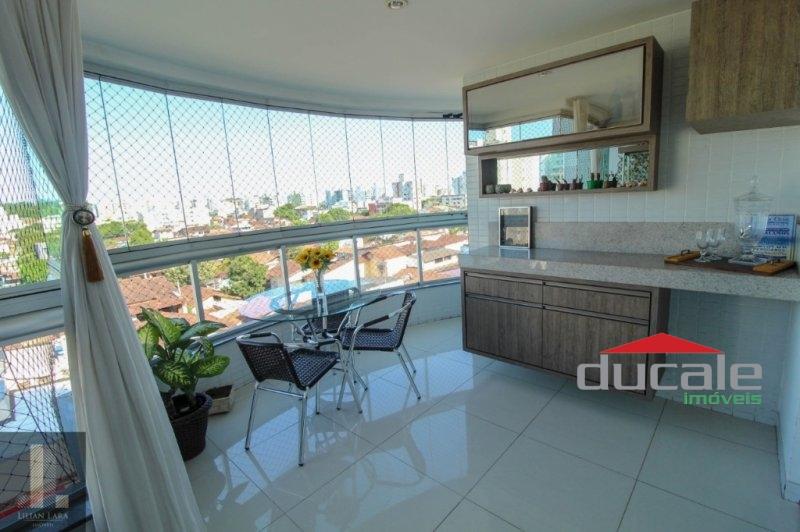 Lindo Apartamento em Andar Alto Elevador Jardim Camburi - AP1836