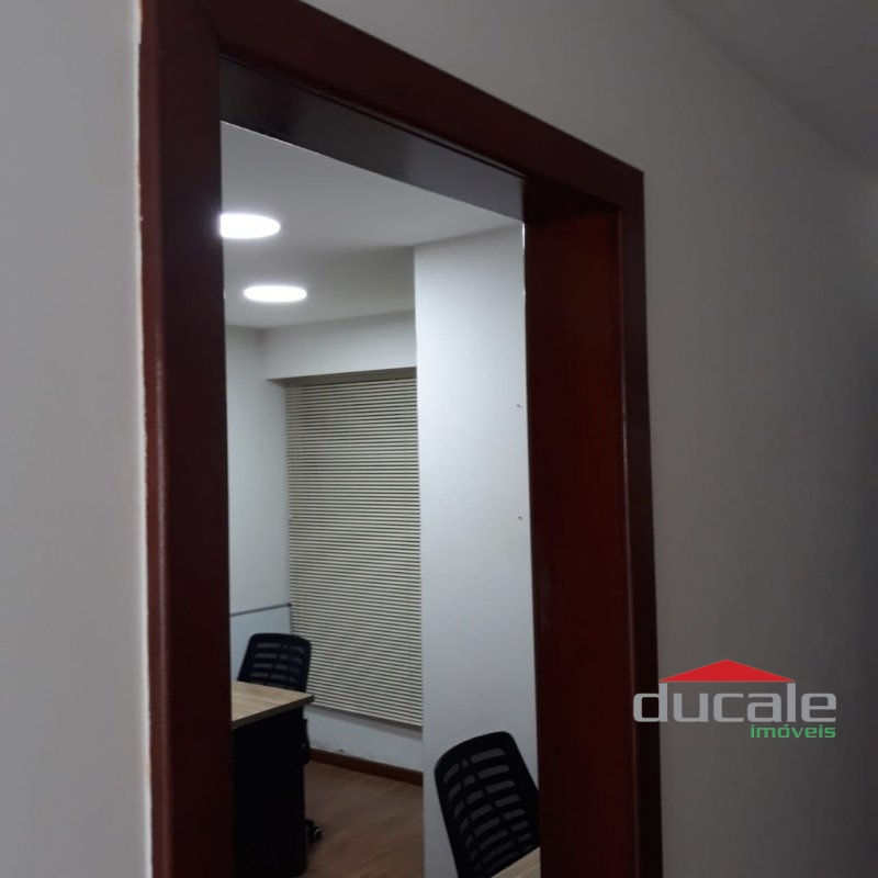 Sala comercial toda mobiliada e inclusa internet e outros - SA1837