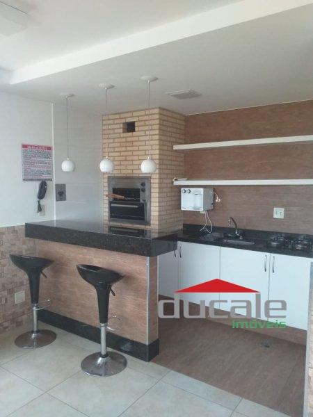 Vende Apartamento Lazer Completo em Jardim Camburi - AP1861