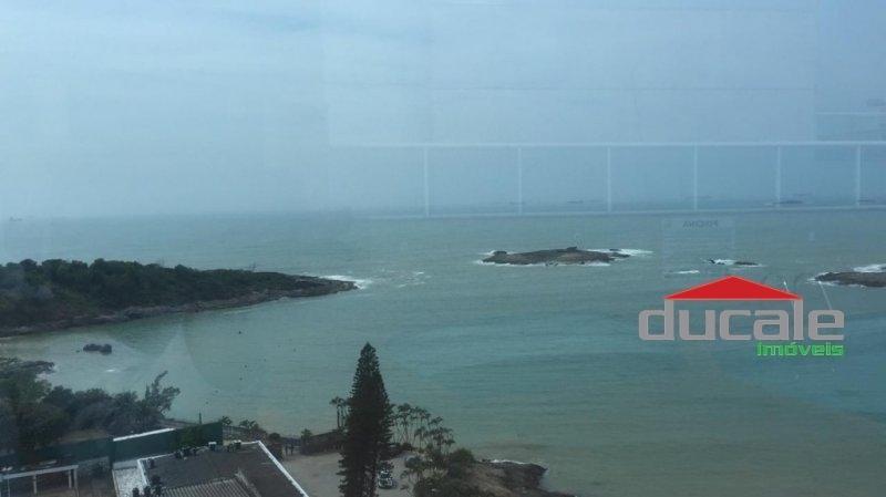 Aluga Apartamento com lazer completo na Praia da Costa - AP1869