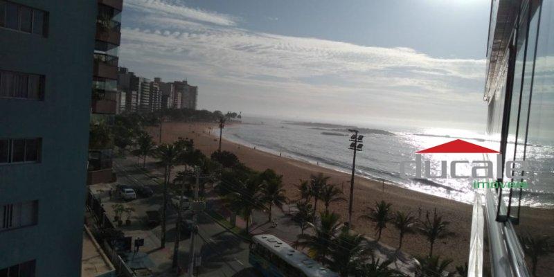 Moinho Dos Ventos Praia da Costa de Frente para o mar - AP1872