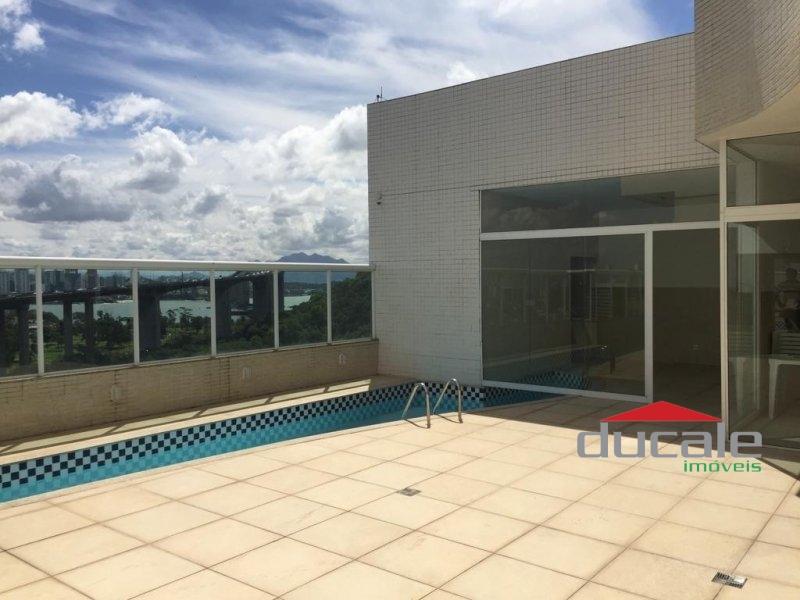 Vende Apartamento Sol da Manhã Lazer Completo na Praia da Costa VV - AP1877
