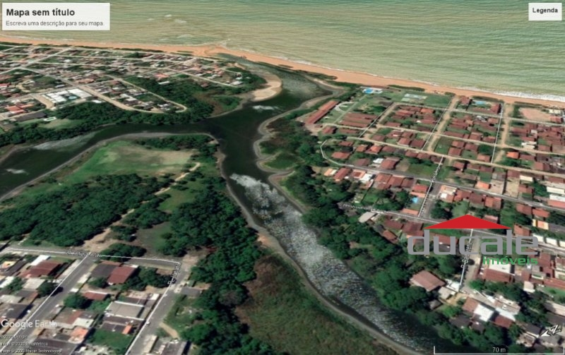Lagoa de Carapebu Vende Terreno na Lagoa de Carapebus, Serra - TE1901