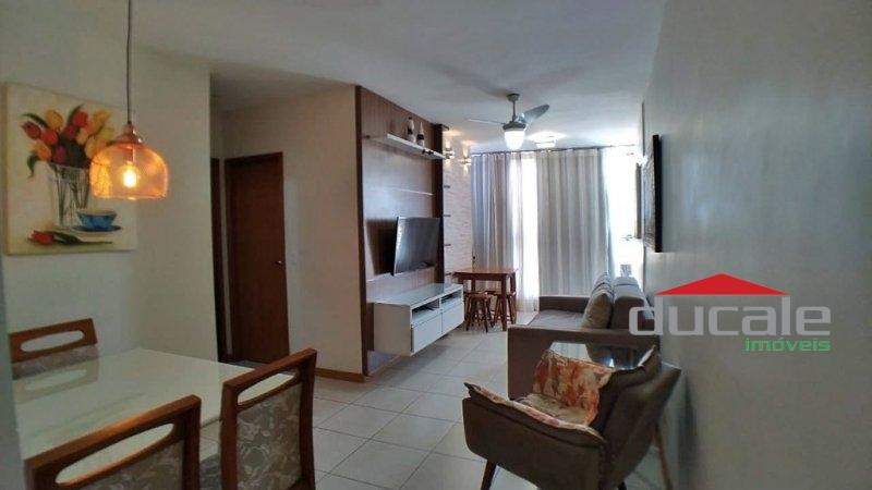 Vende apartamento mobiliado em Jardim Camburi  - AP1964