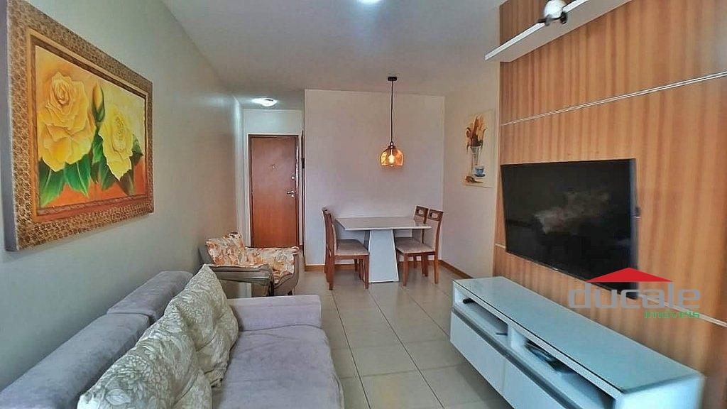 Vende Apartamento Mobiliado 2 quartos com Lazer em Jardim Camburi - AP2001