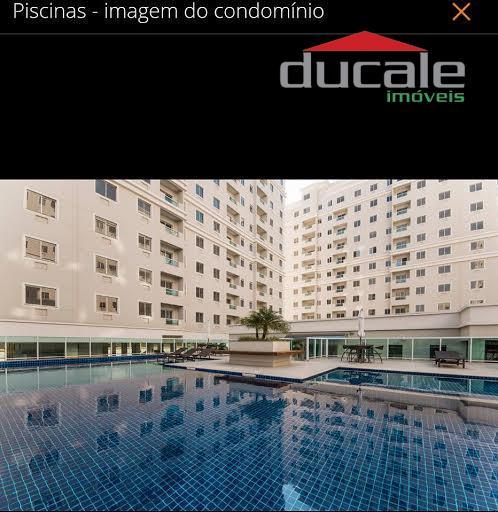 Apartamento de 3 quartos suíte no Spazio Vintage Jardim Camburi Vitória ES - AP0728