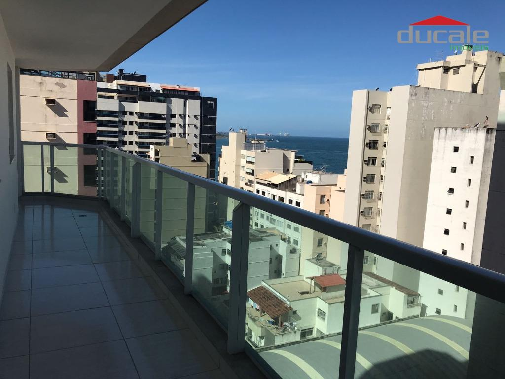 Apartamento residencial à venda, Itapuã, Vila Velha. - AP0884