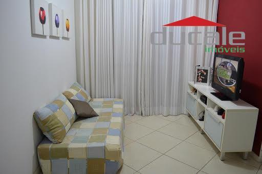 Apartamento residencial à venda, Jardim Camburi, Vitória. - AP0659