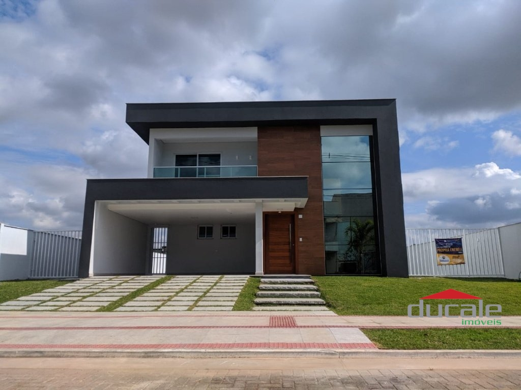 Vende Casa Duplex com Piscina e Churrasqueira no Alphaville Jacuhy - AP2025
