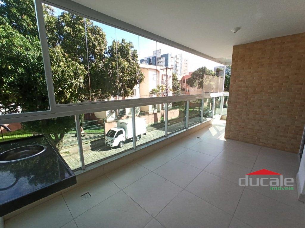 Vende apartamento sol da manhã com varanda gourmet em Jardim Camburi - AP2026