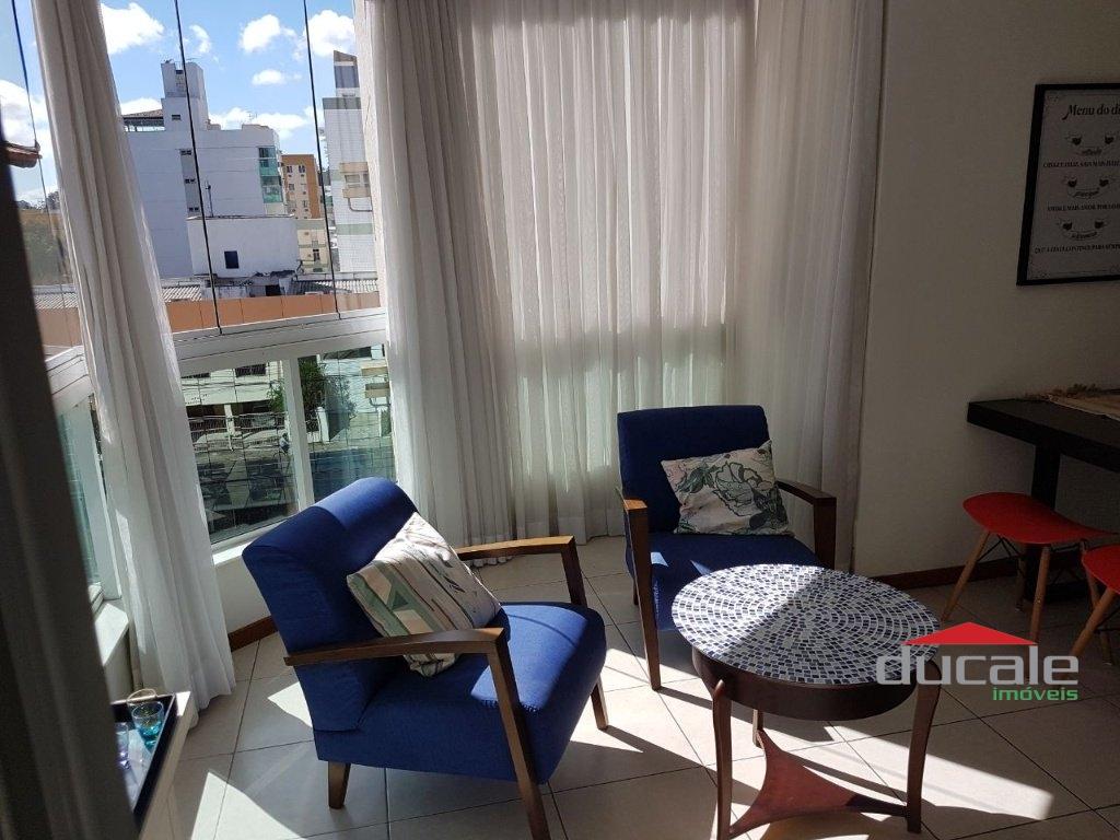 Vende apartamento 2 qts suíte em Jardim Camburi - AP2040