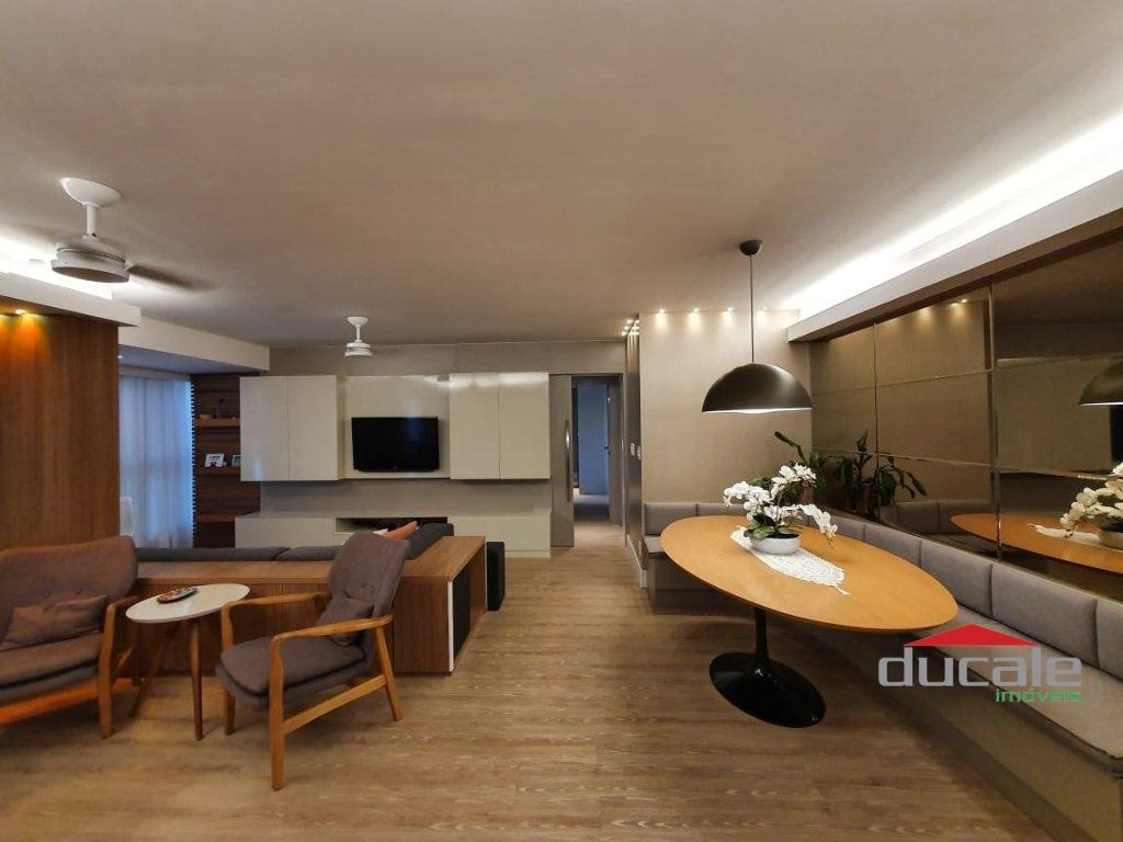 Vende lindo apartamento 100 m² vista para o mar de Jardim Camburi - AP2055