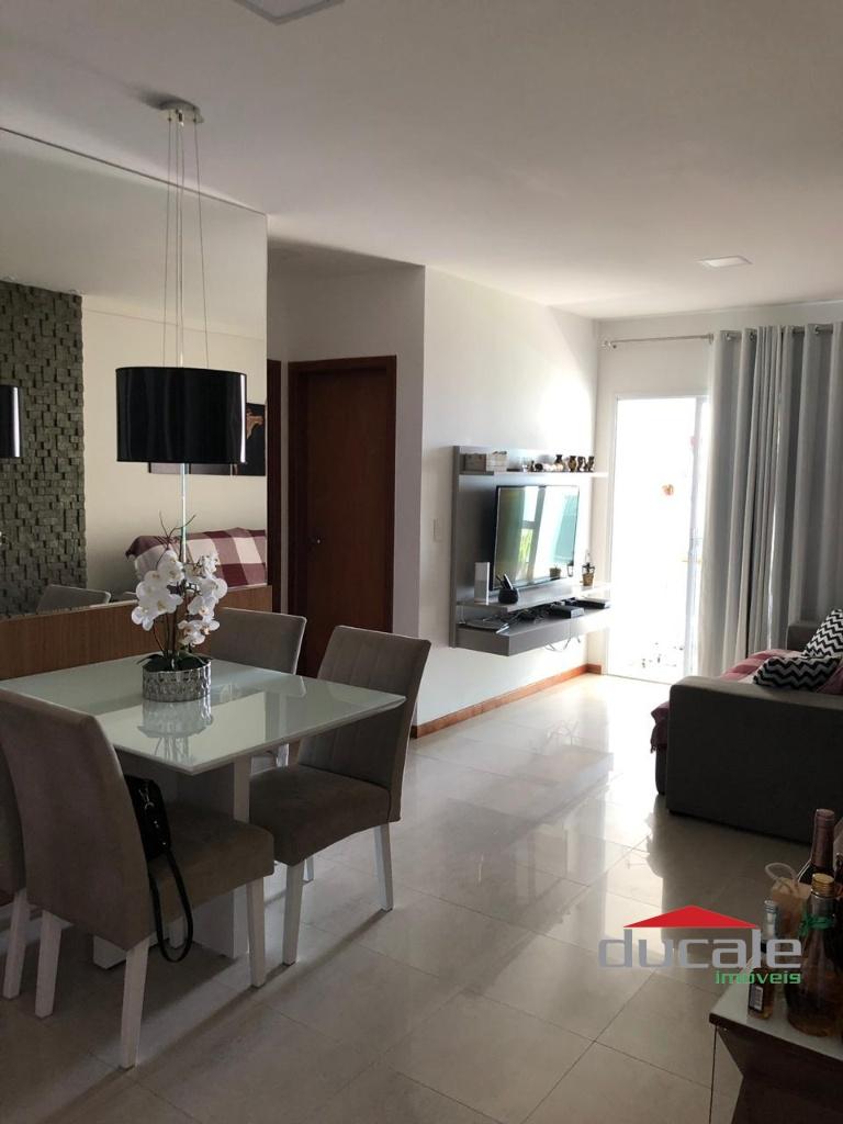Vende apartamento 2 quartos lazer na cobertura na Praia de Itapoã - AP2060