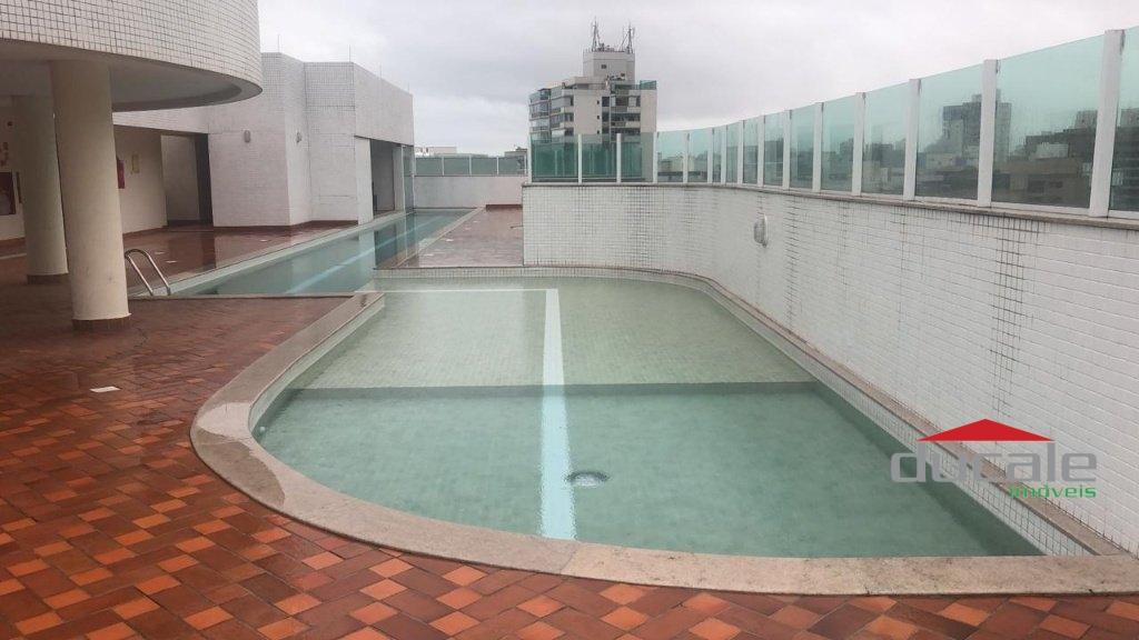 Aluga Apartamento 3 quartos suíte vista para o mar da Praia da Costa - AP2087
