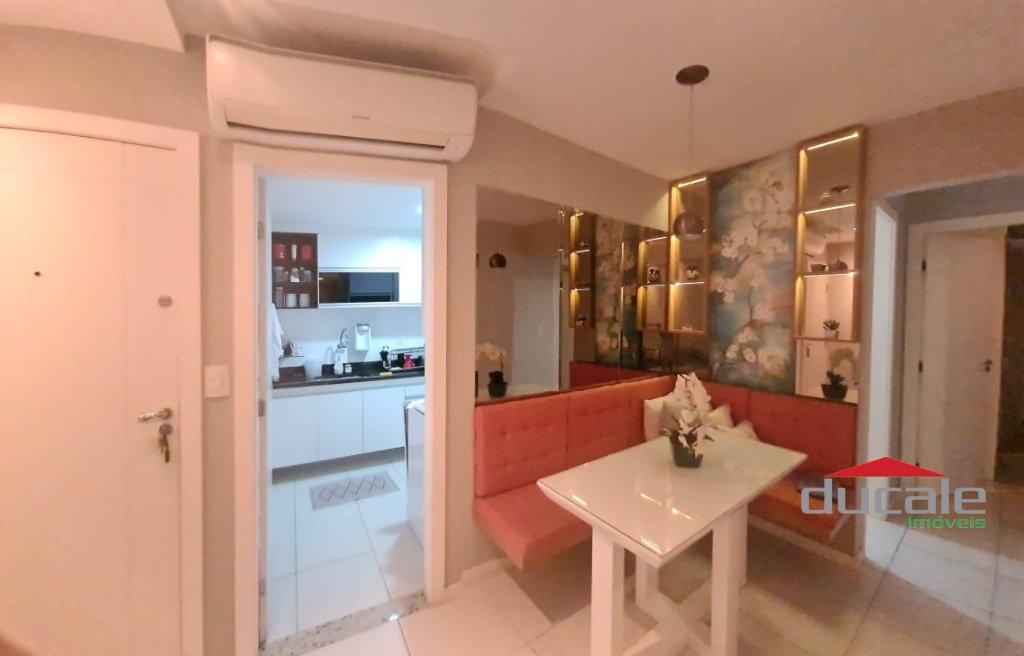 Vende apartamento 2 quartos sol da manhã em Jardim Camburi - AP2115