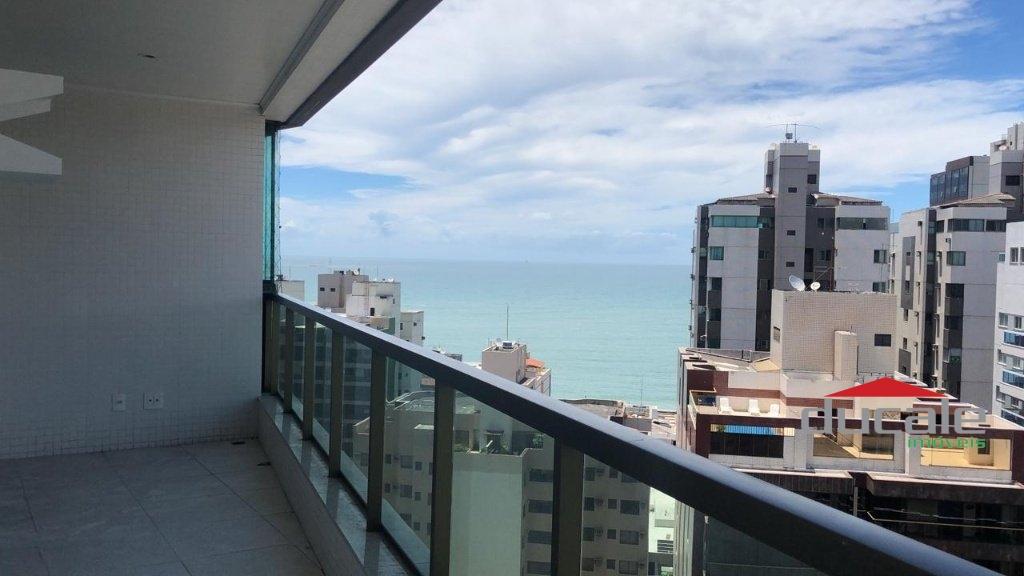Aluga-se Cobertura 3 Suítes Vista Para o Mar na Praia da Costa, Vila Velha - AP2158