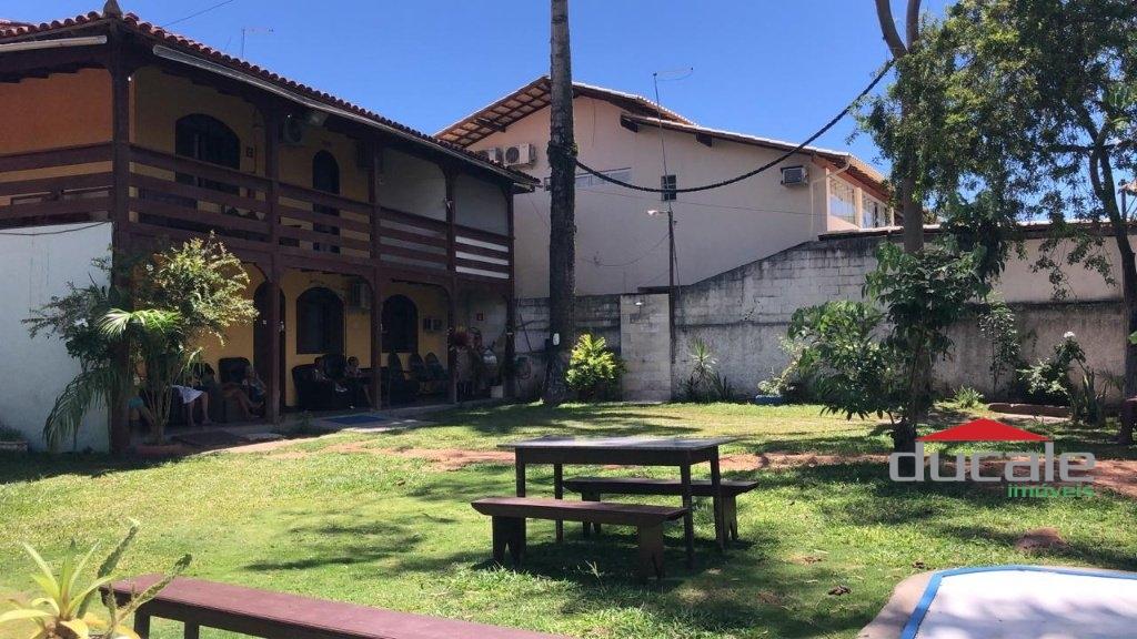 Vende Casa Grande 600 m² na Praia Grande - Fundão - CA2188