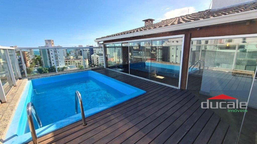 Vende Cobertura Duplex 4 Qts 2 Suítes em Jardim Camburi - CO2198