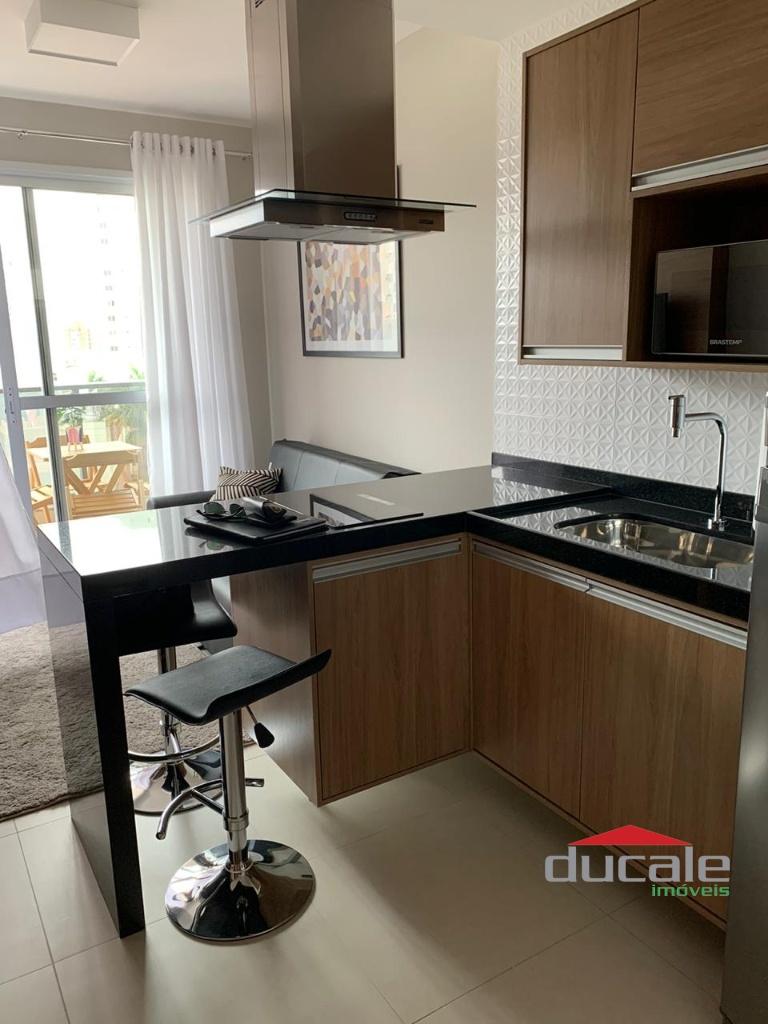 Facilita - Aluga Apartamento todo mobiliado em Jardim Camburi - AP2230