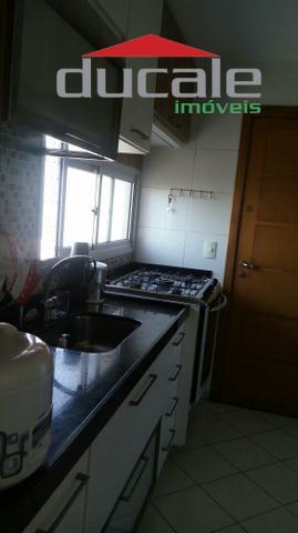 Apartamento residencial à venda, Jardim Camburi, Vitória. - AP0653