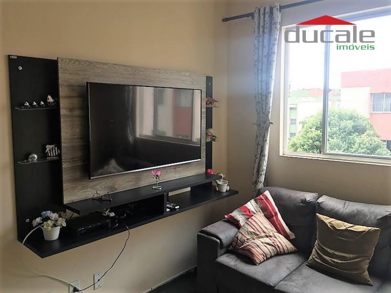 Apartamento residencial à venda, Jardim Camburi, Vitória. - AP0897