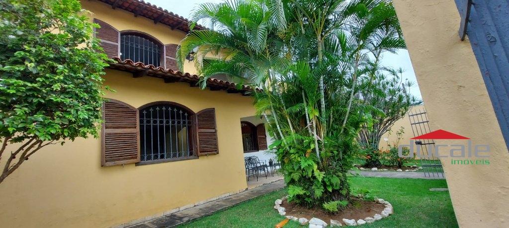 Casa Duplex para venda com 5 quarto(s) sendo 2 suites mata da praia vitória es - CA2690