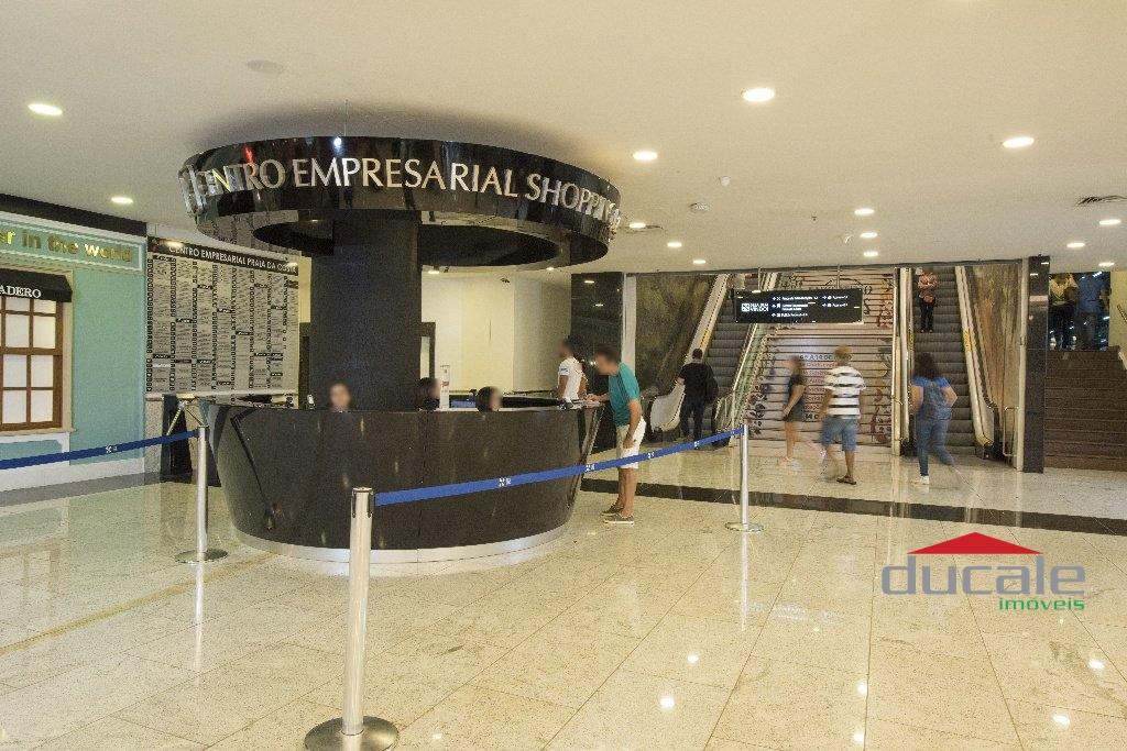 Sala para venda no Centro Empresarial Shopping Praia da Costa - SA2385