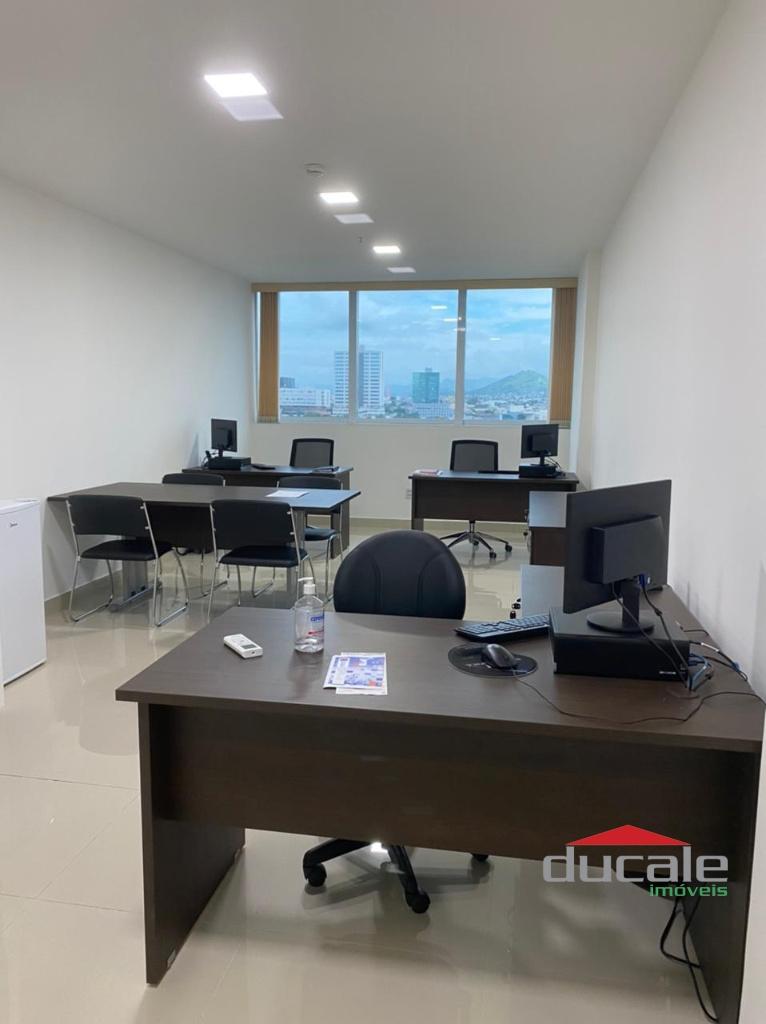 Sala para venda no Centro Empresarial Shopping Praia da Costa - SA2445