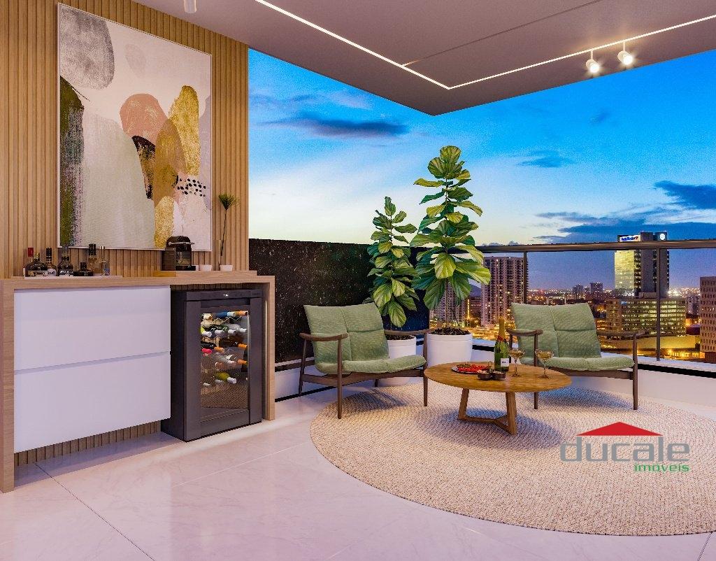 Coberturas para venda 3 quarto(s) sendo 2 suites na praia do canto vitória - CO2453
