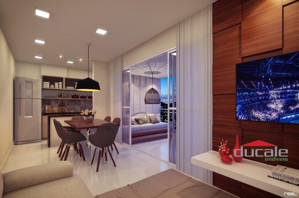 Apartamento para venda 2 quarto(s) praia da costa vila velha - AP2463