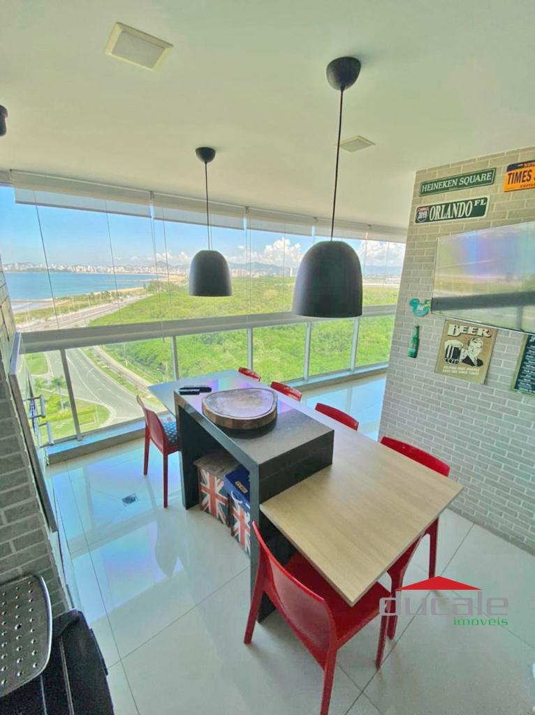 Apartamento para venda com 4 quartos sendo 2 suites, na quadra do mar em Jardim Camburi. - AP2509
