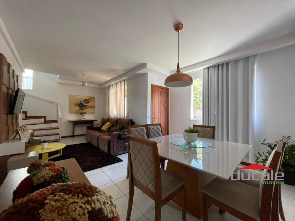 Bosque dos Ipes Casa com 4 quarto(s) sendo 1 suite em santa luzia serra es - CA2580