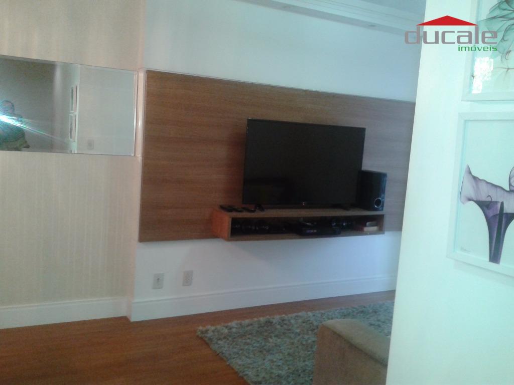 Apartamento residencial à venda, Jardim Camburi, Vitória. - AP0421