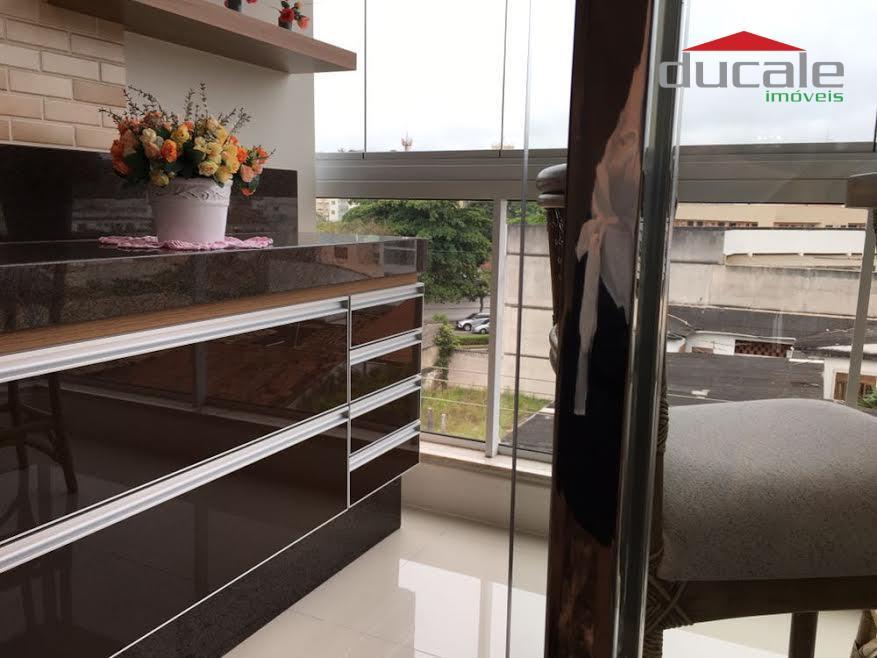 Apartamento residencial à venda, Jardim Camburi, Vitória. - AP0791