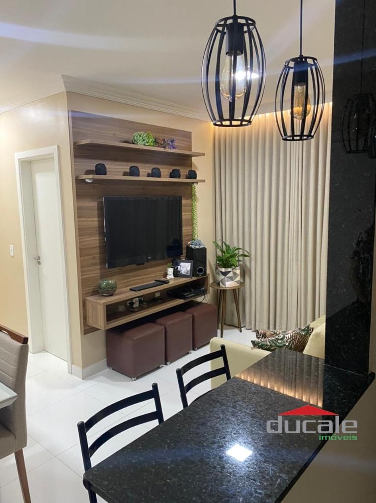 Apartamento para venda com 2 quarto(s) em colina de laranjeiras serra - AP2631