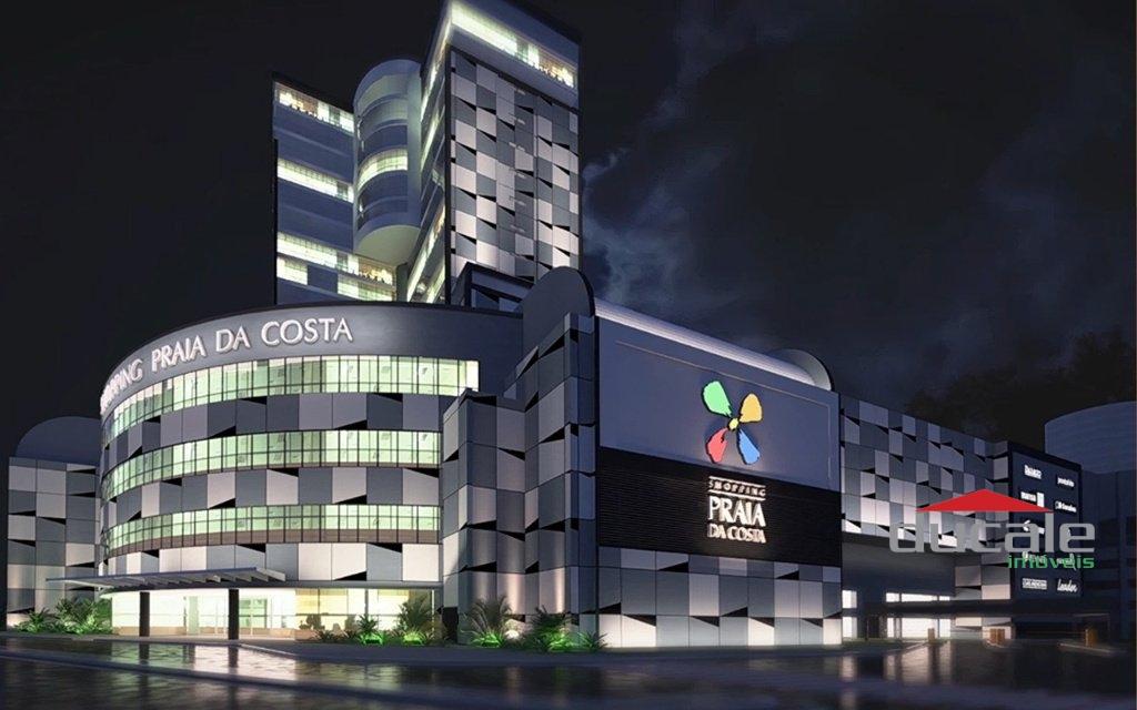 Ótima Sala Comercial para venda no Shopping Praia da Costa - SA2642