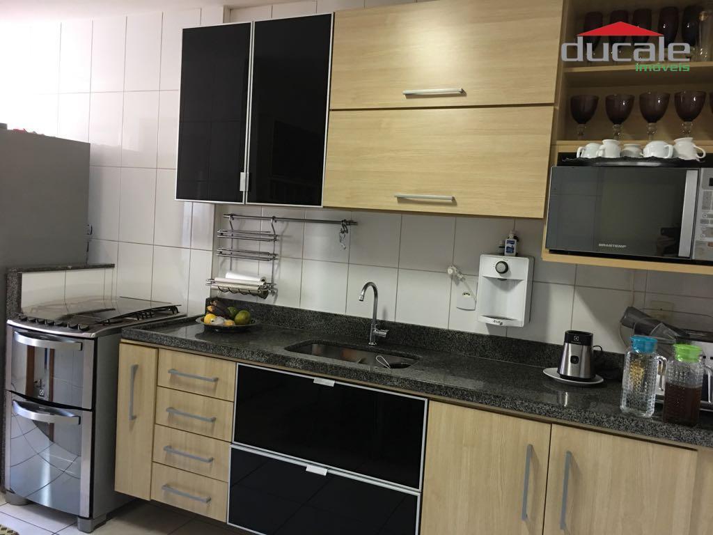 Apartamento residencial à venda, Jardim Camburi, Vitória. - AP0919