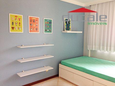 Casa residencial à venda, Jardim Camburi, Vitória. - CA0043
