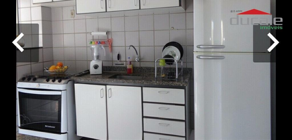 Apartamento residencial à venda, De Fátima, Serra. - AP0525