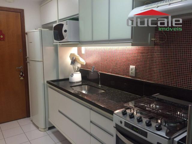 Lindo apartamento 3 quartos suite duas vagas em Jardim Camburi - AP0429