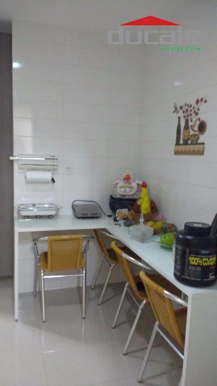 Apartamento residencial à venda, Praia da Costa, Vila Velha. - AP0667