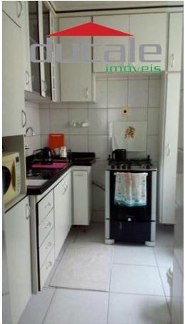 Apartamento residencial à venda, Jardim Camburi, Vitória. - AP0848