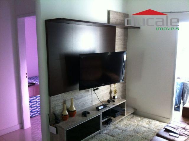 Apartamento residencial à venda, Jardim Camburi, Vitória. - AP0330