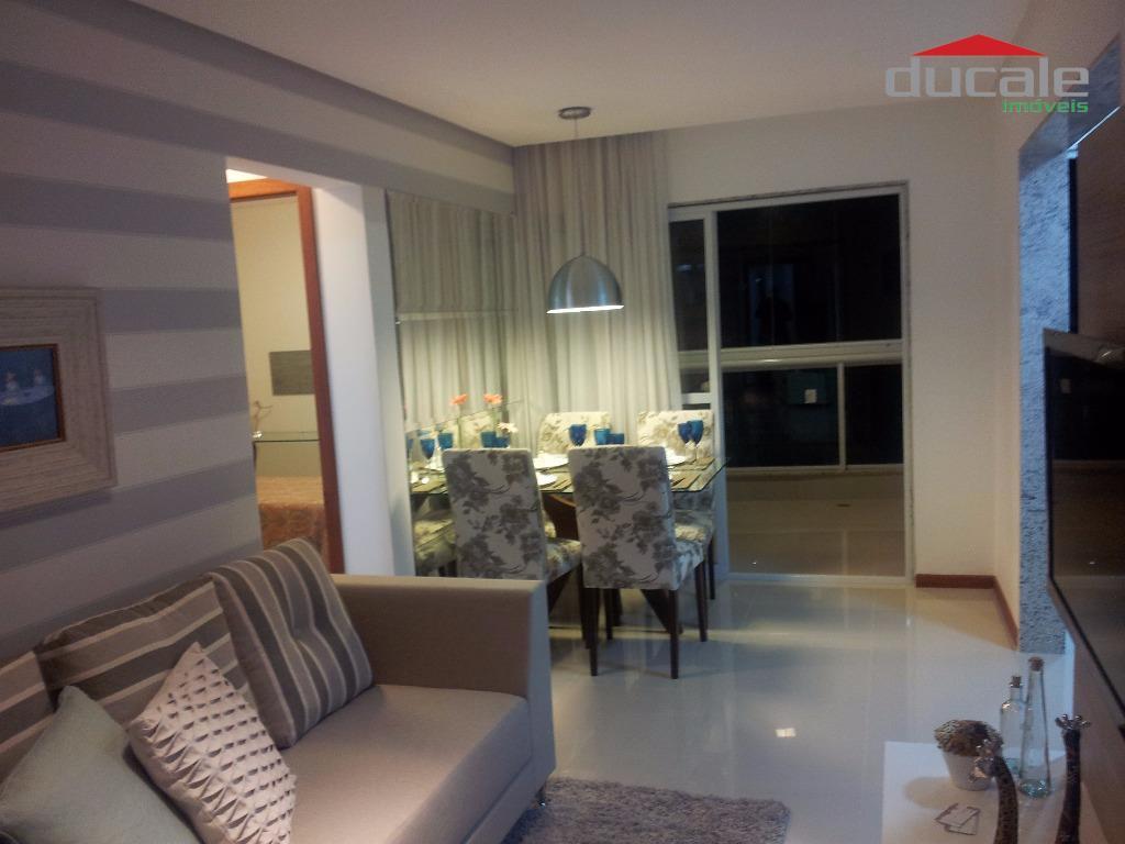 Apartamento  residencial à venda, Morada de Camburi, Vitória. - AP0161