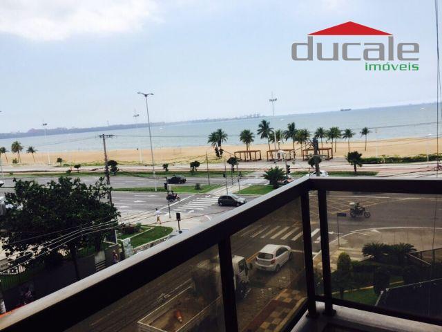 Apartamento frente pro mar 4 quartos 4 suítes à venda, Mata da Praia, Vitória Es - AP0241