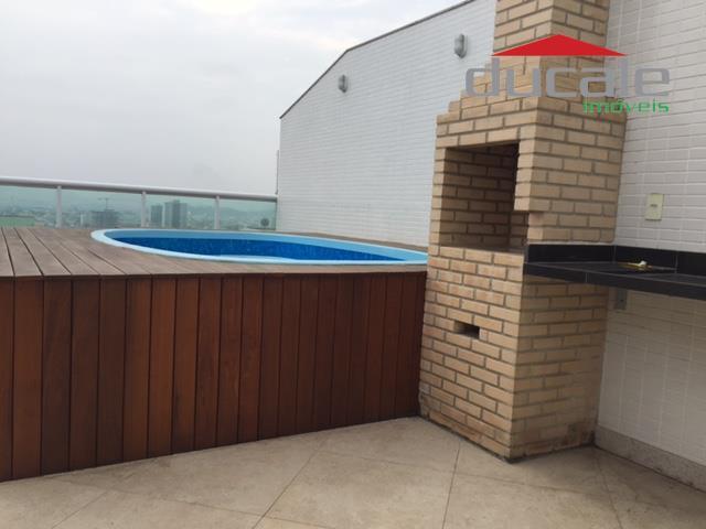 Cobertura  residencial à venda, Praia da Costa, Vila Velha. - CO0010