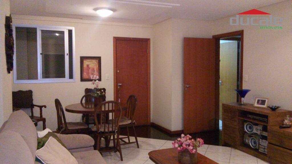 Apartamento residencial à venda, Jardim Camburi, Vitória. - AP0326